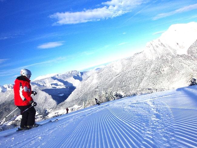 La station de ski de Saint-Pierre-de-Chartreuse