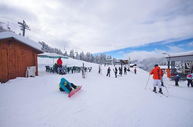 La fréquentation des stations de sports d'hiver est en très forte baisse sur les vacances d'hiver 2020-2021 © Chartreuse Tourisme