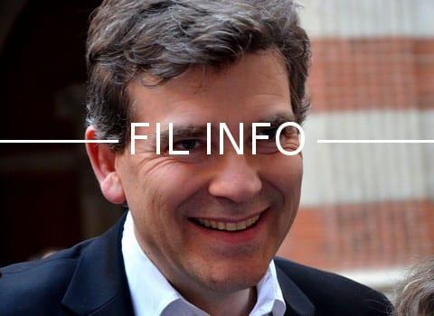 Arnaud Montebourg participera à la conférence-débat organisée par l'Intersyndicale General Eletric Hydro Grenoble, ce lundi 2 octobre à 18 heures.