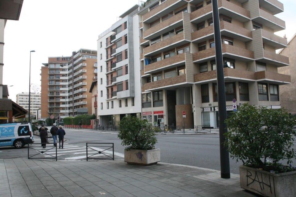 L'Épinette, immeuble d'Actis 10 ter avenue Perrot © Florent Mathieu - Place Gre'net