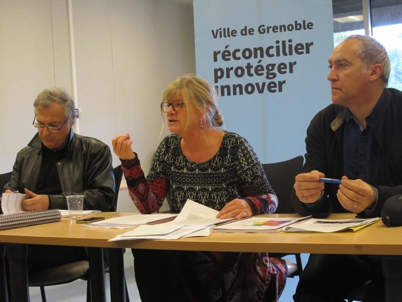 La formation certifiante comptait parmi les pistes évoquées lors du bilan des CCI un an après leur création. © Séverine Cattiaux - Place Gre'net