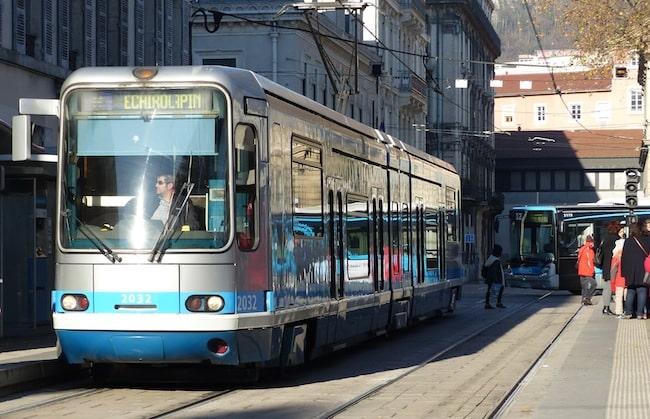 La solution aux objets perdus dans les tramways ? DR