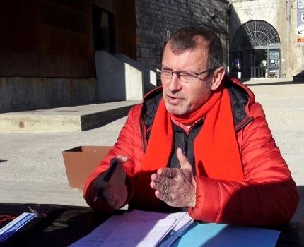 Pierre Mériaux. © Joël Kermabon - Place Gre'net