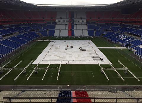 Vendredi 30 décembre (19 h), les spectateurs du Parc OL assisteront au Winter Game entre les Lions de Lyon et les Brûleurs de Loups de Grenoble.