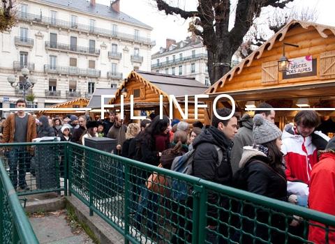 Suite au dramatique événement survenu à Berlin ce 19 décembre, la Ville de Grenoble renforce son dispositif pour assurer la sécurité des marchés de Noël