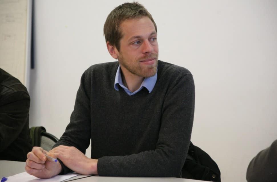 Arthur Lhuissier, directeur de l'intervention et de l'observation sociale du CCAS de Grenoble. © Florent Mathieu - Place Gre'net