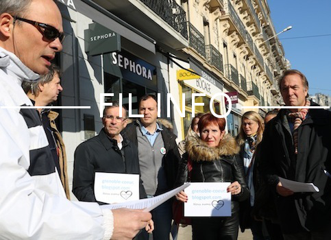 La pollution de l'air au dioxyde d'azote à Grenoble, c'est (preque) fini en 2025 ? Pour l'association Grenoble à cœur, c'est l'aveu de dix ans de retard.
