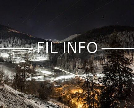 Nouvel éclairage pour l'unique piste de bobsleigh en France. A La Plagne, 650 luminaires à base de Led ont été posés par Gaz Electricité de Grenoble.