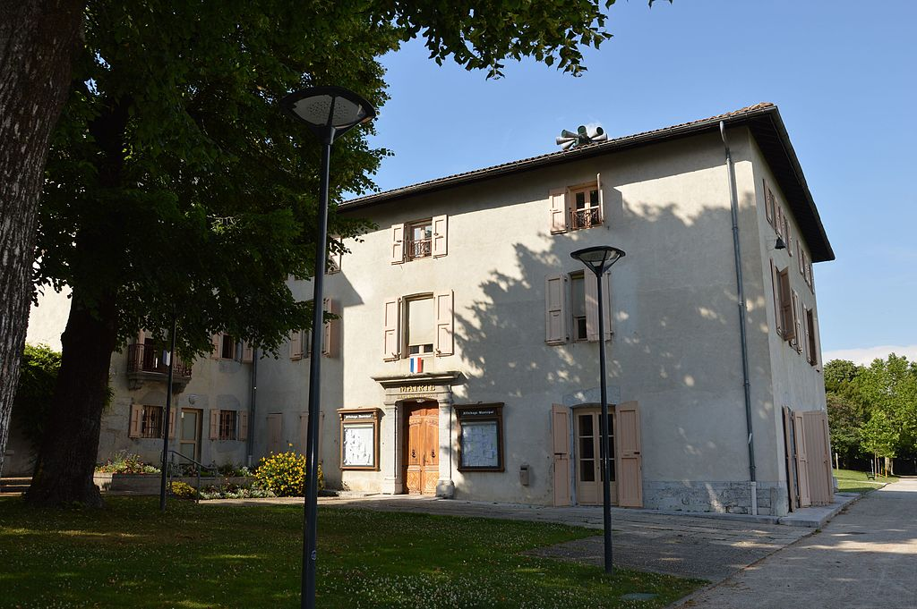 Mairie de Saint-Ismier. DR