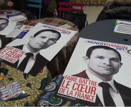 Les affiches sont prêtes. © Joël Kermabon - Place Gre'net