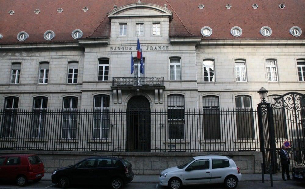 Le siège de la Banque de France en Isère © Florent Mathieu - Place Gre'net