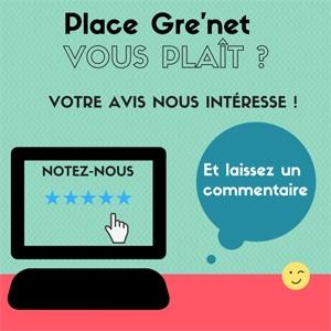 Donnez votre avis sur placegrenet.fr