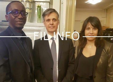 L'association de la Jeune chambre économique de Grenoble vient d'élire Ismaël Sylla comme président et lance un appel aux jeunes de 18 à 40 ans.
