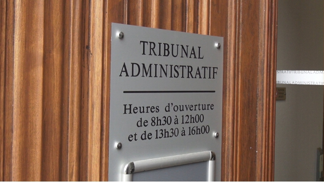 Le Tribunal administratif de Grenoble devrait compter un nouveau magistrat, au mieux à compter de juillet 2019 © Joël Kermabon - Place Gre'net