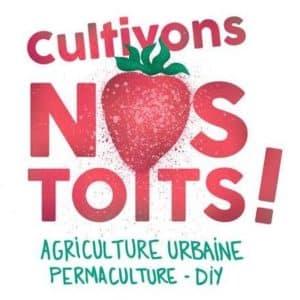 Logo de l'association Cultivons nos toits © Cultivons nos toits