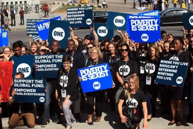 ONG One à Montréal