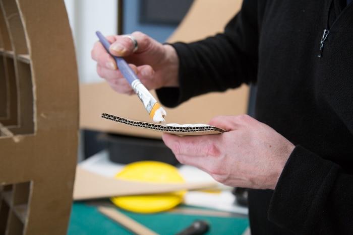 Esprit Carton Quand Le Recyclage Creatif Se Met Au