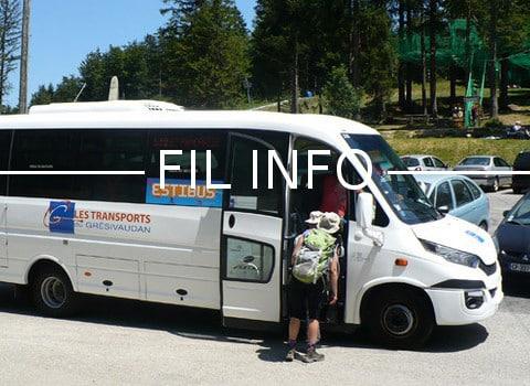 Ouibus propose à compter du 31 mars 18 nouvelles navettes aller-retour pour l'aéroport de Lyon en Auvergne - Rhône-Alpes, dont 8 desservant l'Isère.