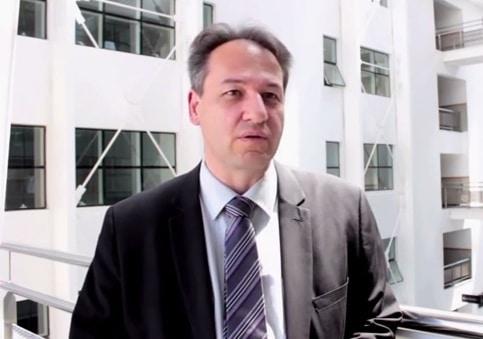 Jean-Charles Froment, directeur de l'IEP de Grenoble. DR