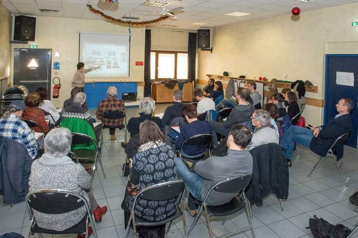 Journée de formation socle pour les CCI samedi 7 janvier 2017. © Ville de Grenoble