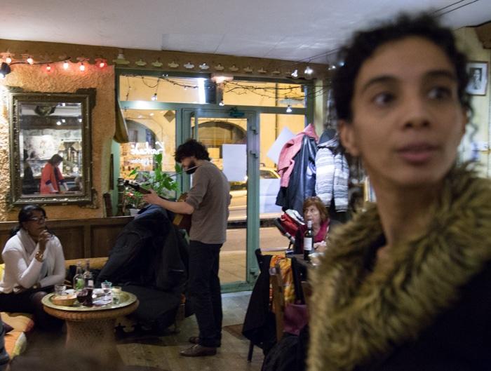 "Restaurant-cabaret égyptien ""Karkadé"" fête ses 15 ans. © Yuliya Ruzhechka - Place Gre'net"