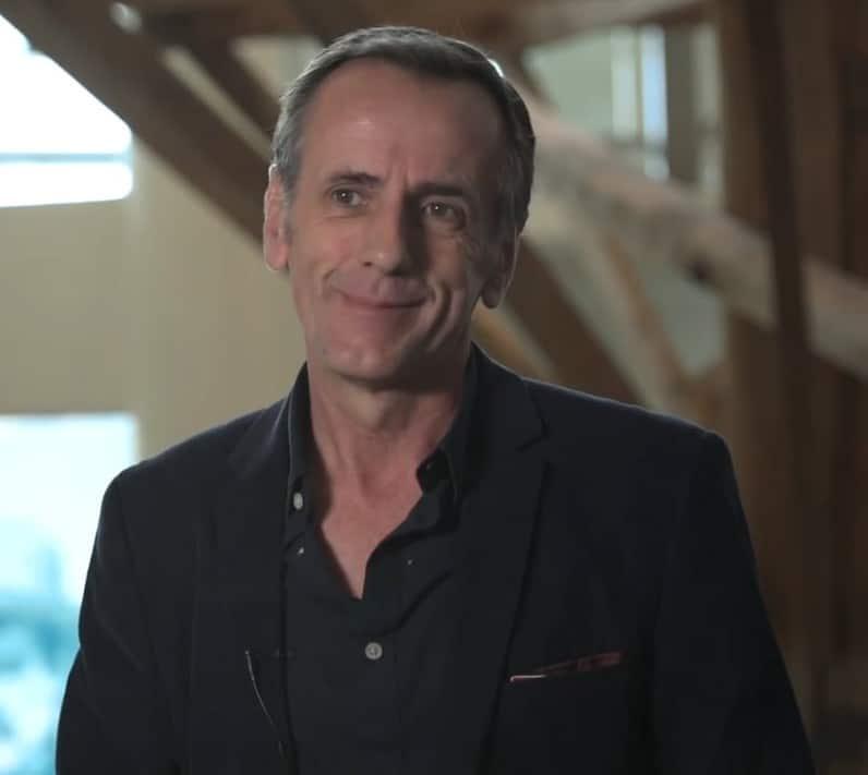 Philippe Teillet, directeur des études Sciences-Po Grenoble © Sciences-Po