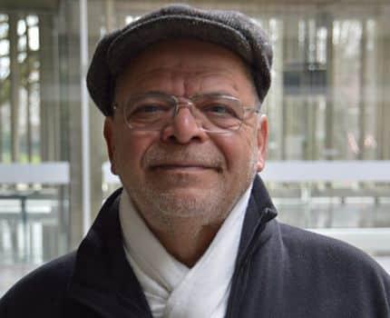 Sadok Bouzaiene adjoint aux sports de la ville de Grenoble depuis 2014. © Laurent Genin