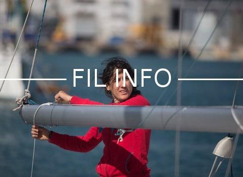 Une jeune Grenobloise relèvera le défi de la Mini Transat en octobre 2017. Au programme : la traversée de l'Atlantique en solitaire et sans assistance.