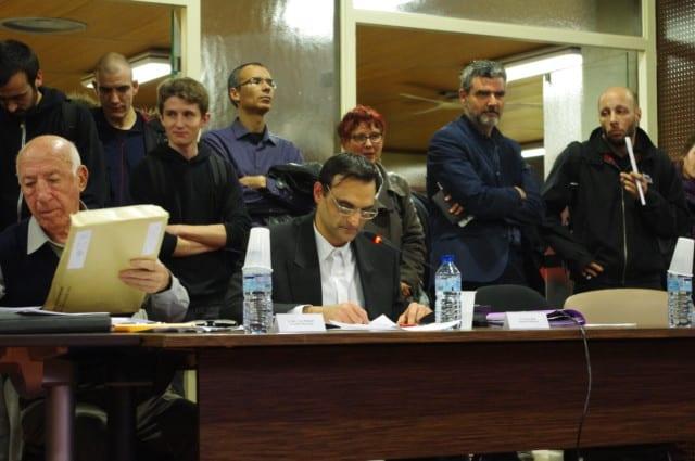 Franck Sinisi au conseil municipal de Fontaine © Albéric Marzullo - Place Gre'net