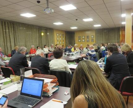 Conseil municipal de Meylan du 20 mars 2017. © Marion Frison
