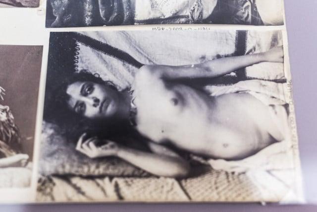 Anonyme. Cliché féminin. Fonds Fantin Latour. © Pascale Cholette