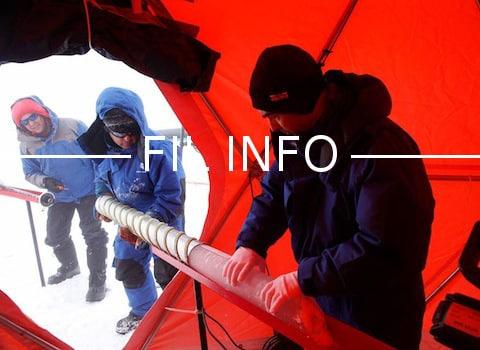 L'objectif d'Ice Memory est de constituer des archives glaciaires en Antarctique pour continuer d'étudier et de comprendre le climat passé et futur.