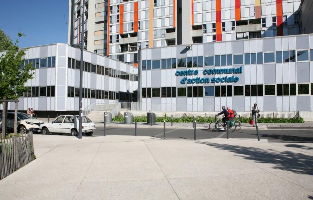 Le CCAS de Grenoble © Florent Mathieu - Place Gre'net