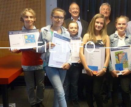 La Sémitag et l'ensemble du jury viennent de récompenser les gagnants du concours annuel des poètes. 408 poètes en herbe ont participé à cette 17e édition.