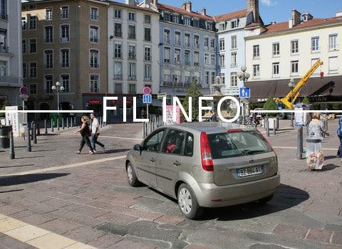 Saisi en urgence, le juge administratif donnera, ou pas, vendredi 21 avril son feu vert à la poursuite des travaux dans le centre-ville de Grenoble.