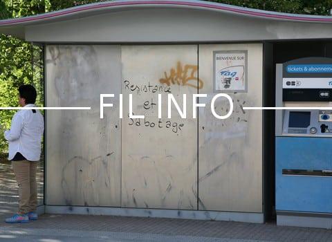 Le Collectif pour la gratuité des transports se désolidarise des actes de vandalisme commis sur le réseau Tag, également condamnés par Alain Carignon.