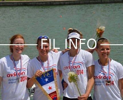 Laura Tarantola, deuxième à gauche, l'a emporté en skiff poids légers aux championnats du monde d'aviron à Plovdiv, en Bulgarie. Photo archives DR