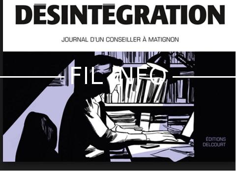 Matthieu Angotti, directeur du CCAS de Grenoble co-signe avec Robin Recht une BD, où il raconte sa vie de conseiller auprès de Jean-Marc Ayrault à Matignon.
