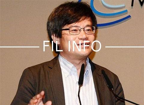 Hiroshi Amano, prix Nobel de physique en 2014 © DR