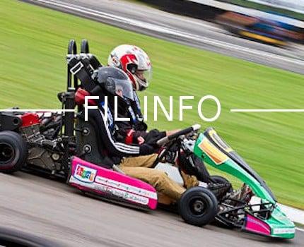 Le vendredi 23 juin aura lieu l'événement Kart à l'aveugle : une course de kart en binôme, avec une personne malvoyante ou aveugle et une personne valide.