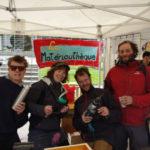 Reportage à l'occasion de l'initiative citoyenne et municipale anti-gaspillage Fontaine mon amour propre, samedi 1er avril. L'occasion d'un grand nettoyage.