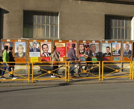 Dimanche 23 avril, pour le premier tour de la Présidentielle, Grenoble teste en parallèle le vote alternatif. Prêts à noter les onze candidats ?