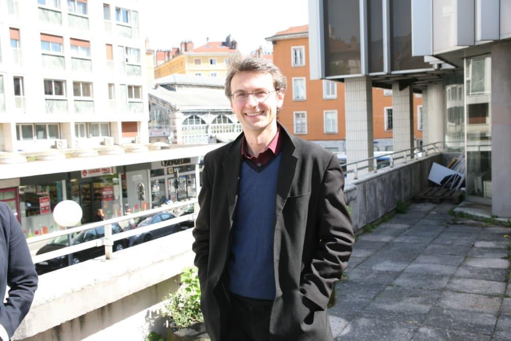 Manuel Domergue, directeur des études de la Fondation Abbé Pierre © Florent Mathieu - Place Gre'net