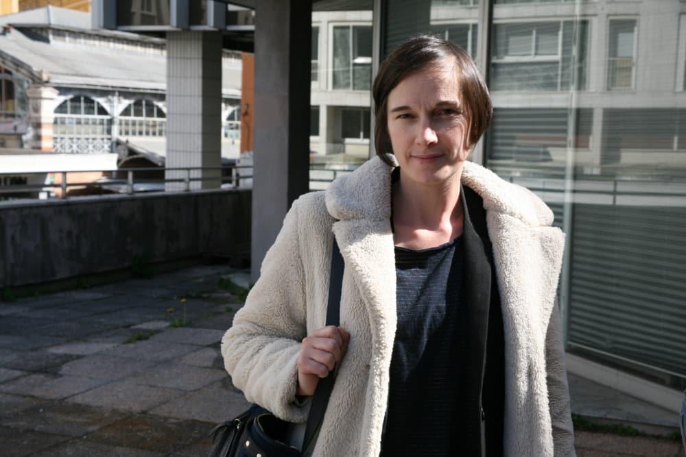 Véronique Gilet, directrice régionale de l'Agence Auvergne-Rhône-Alpes de la Fondation Abbé Pierre © Florent Mathieu - Place Gre'net