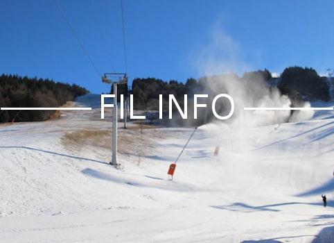 Les hivers sans neige (naturelle) font les affaires des industriels de la neige de culture. TechnoAlpin France annonce un CA en hausse de près de 35 %.