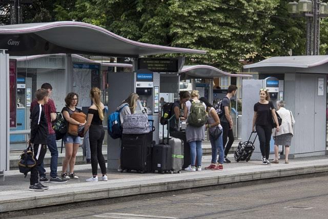 Les clients réguliers de la Tag bénéficient désormais de 10 points fidélité pour un euro d'achat. © Chloé Ponset - Place Gre'net