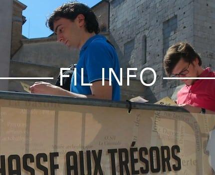 Le 20 mai, l'escape game Challenge the room organise une chasse aux trésors géante à Grenoble, entre devinettes, jeux de mots et charades.
