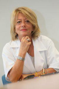Dr. Elisabeth Giraud Baro, psychiatre à la clinique du Dauphiné. © DR