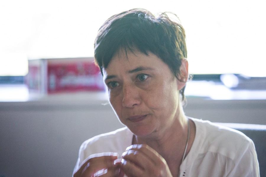 Élisa Martin, adjointe de Grenoble en charge de la Tranquillité publique. © Yuliya Ruzhechka - Place Gre'net