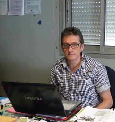 Eric Gribaudi, délégué du DEFIS, syndicat majoritaire du CHU © Giovanna Crippa - Place Gre'net